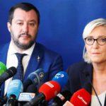 На выборах в Европарламент побеждают правые популисты