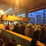 Оптимизатор предложил оградить метро Девяткино от «понаехавших»