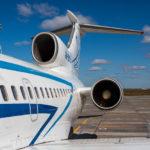 Аэродром в Левашово становится «газдромом»